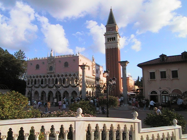 Walt Disney World-  Epcot Italia