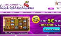 karamba sito per guadagnare soldi veri giocando senza depositare