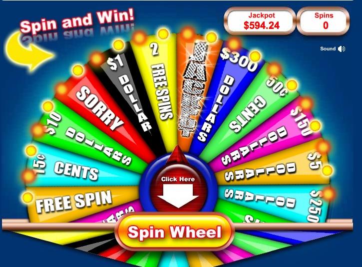 Win Spin Win – guadagnare dollari giocando online